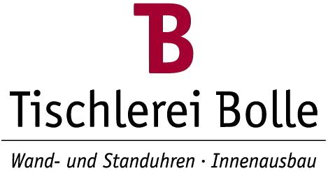 Tischlerei Bolle - Standuhren & Wanduhren-Logo
